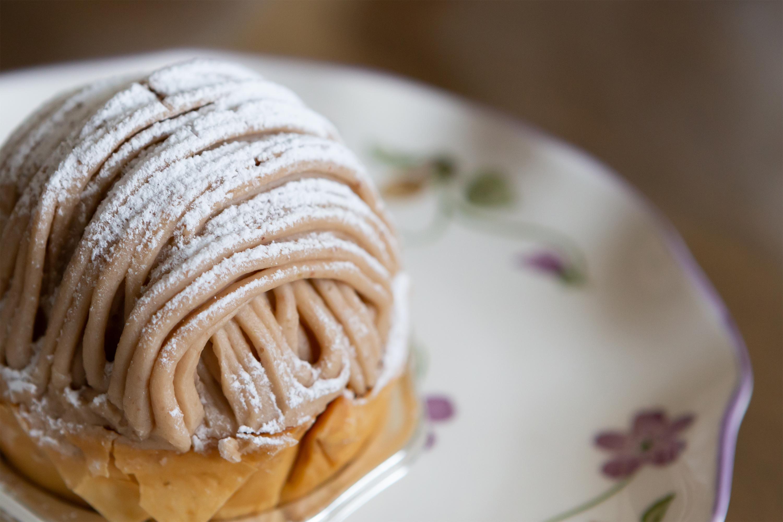 モンブラン ケーキ 無料の高画質フリー写真素材 イメージズラボ
