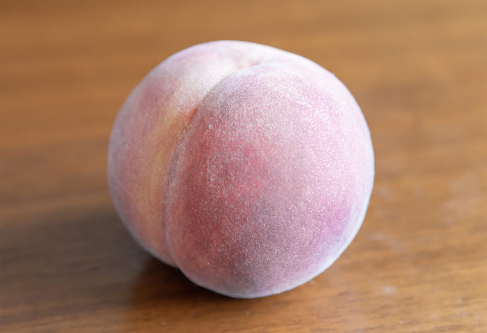 桃の写真素材