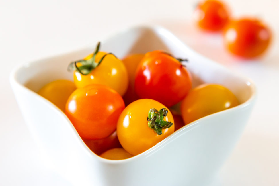 ミニトマトの写真素材