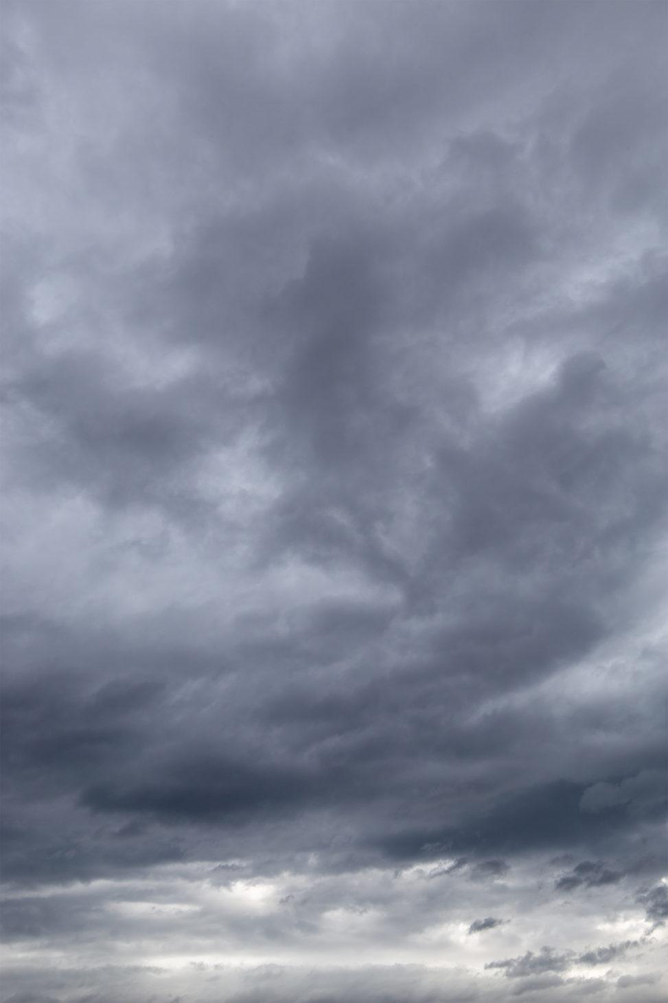 曇り空・曇天02のフリー写真素材