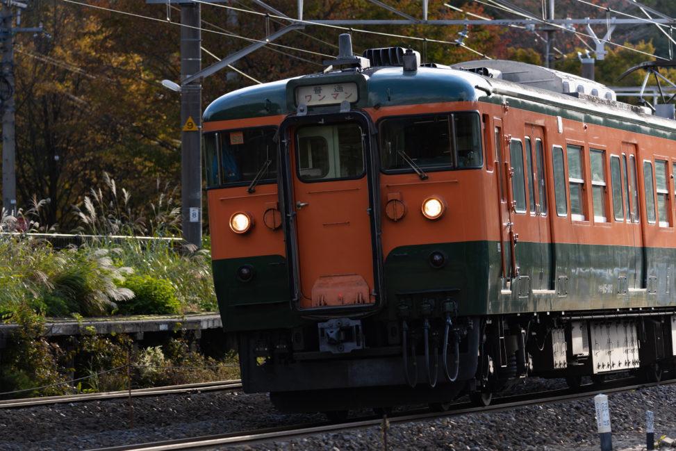 ローカル電車/鉄道の写真