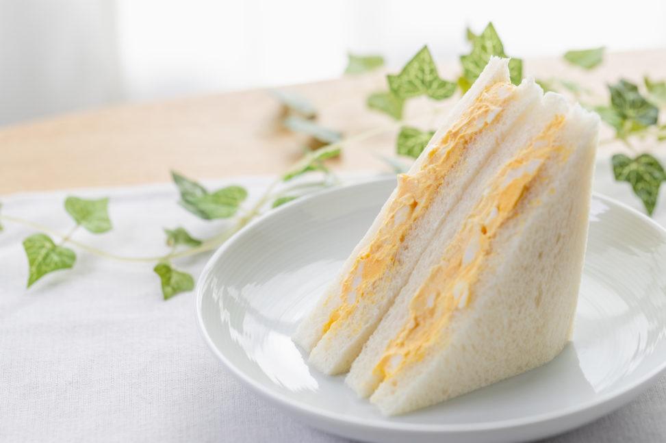 たまごサンドイッチ_2の写真