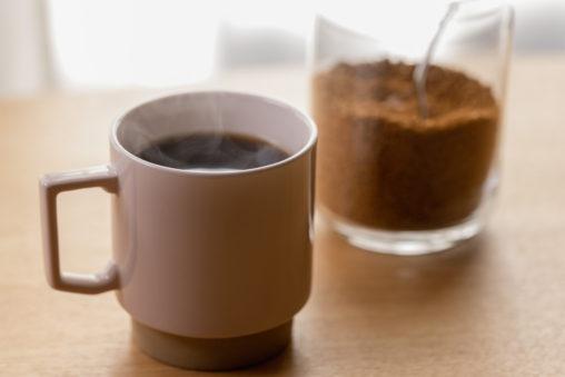 インスタントコーヒー/珈琲の写真