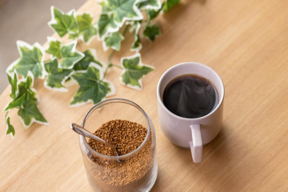 インスタントコーヒー/珈琲_2の写真