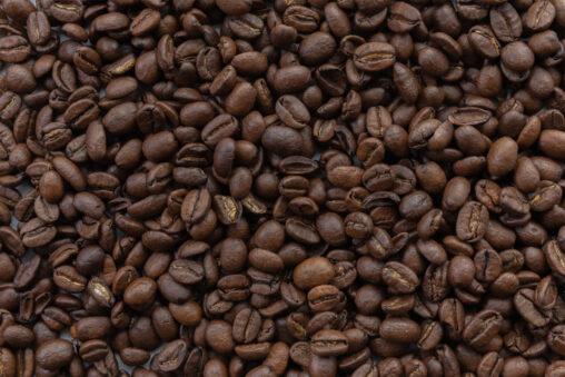 コーヒー豆/珈琲豆の壁紙/テクスチャーの写真