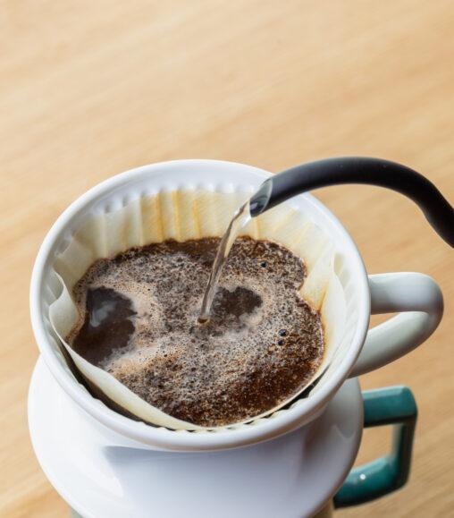 ペーパードリップコーヒー/珈琲_3の写真